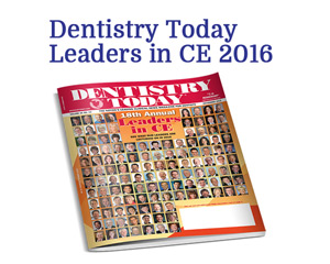 Dentistry Today Leaders 2016