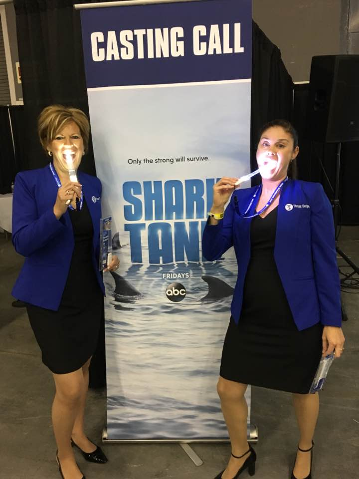 Shark Tank-casting call for Throat Scope