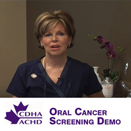 Oral Cancer Examination Video
