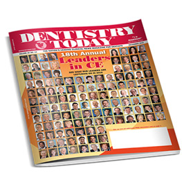 2016 Dentistry Today Leader