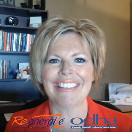Jo-Anne Jones, RDH, returns to ODHA's Re-energize Conference this year with new topic on Societal Trends and Behaviours.
