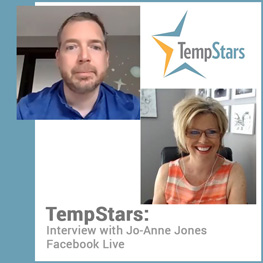 TempStars: Interview with Jo-Anne Jones