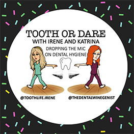 Jo-Anne Jones with Tooth or Dare Podcast Episode 38: Speaking moistly with Jo-Anne Jones RDH