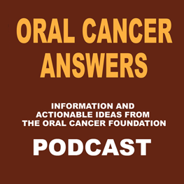 Oral Cancer Foundation Podcast with Jo-Anne Jones