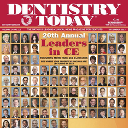 Jo-Anne Jones - 2018 Continuing Education Leader for the 7th year - Dentistry Today