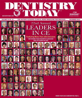 Dentistry Today 2020 CE Leaders