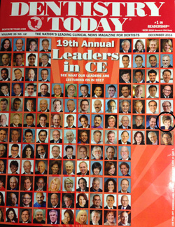 DentistryToday2017Leaders notice