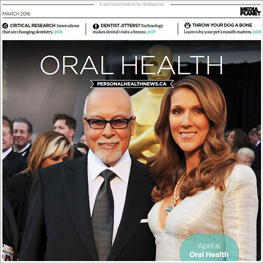 National Post: Oral Health Supplement