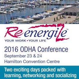 ODHA Conference 2016
