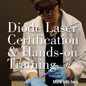 Diode Laser Certification and Hands-on Training